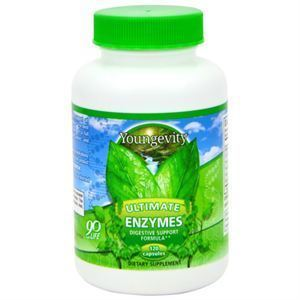 Picture of Ultimate Enzymes® - 120 capsules